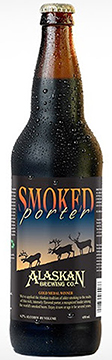 Foto de Alaskan Brewing Co Smoked Porter 2008, en L�pulo y Am�n Cervezas