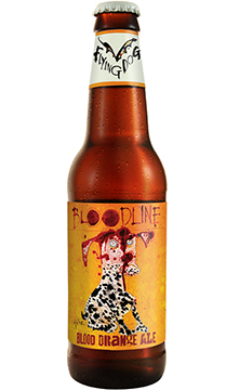 Foto de Flying Dog Bloodline Blood Orange, en L�pulo y Am�n Cervezas