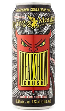 Foto de Flying Monkeys Freakshow Crush, en L�pulo y Am�n Cervezas