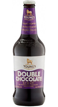 Foto de Youngs Double Chocolate, en Lúpulo y Amén Cervezas